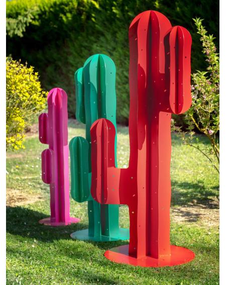Jardin intemporel - CACTUS CANDELABRE - 120cm